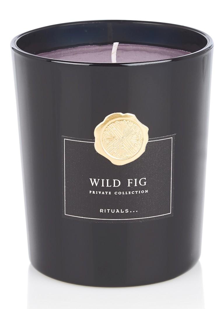 Rituals Home Wild Fig Luxury geurkaars