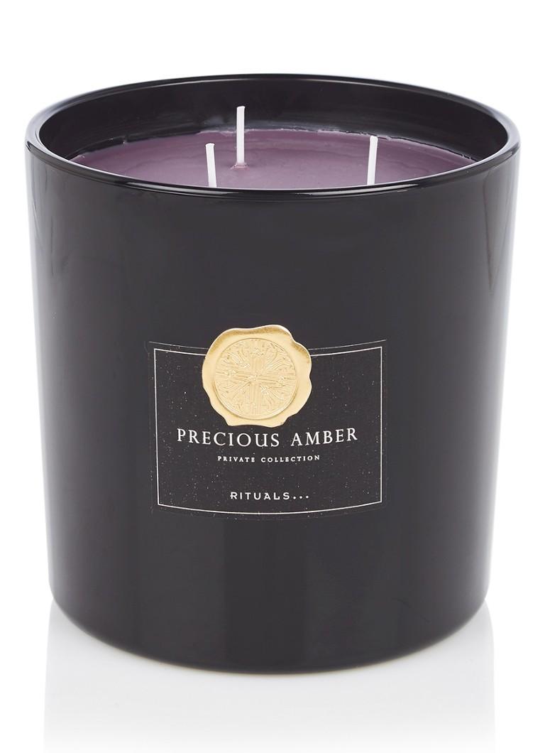 Rituals Home Precious Amber Luxury XL geurkaars