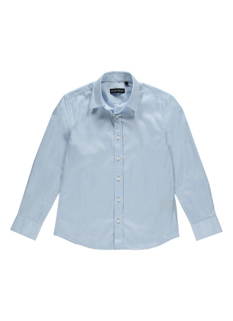 Antony Morato Basic overhemd met stretch