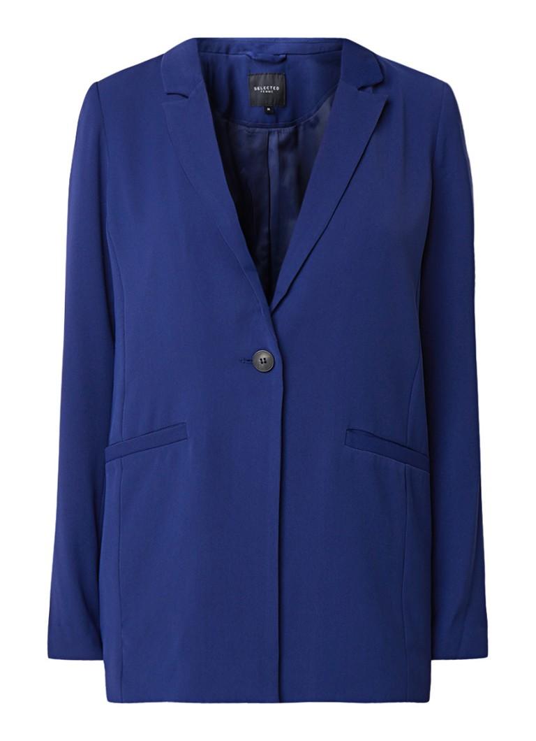 Image of Selected Femme Loose fit blazer