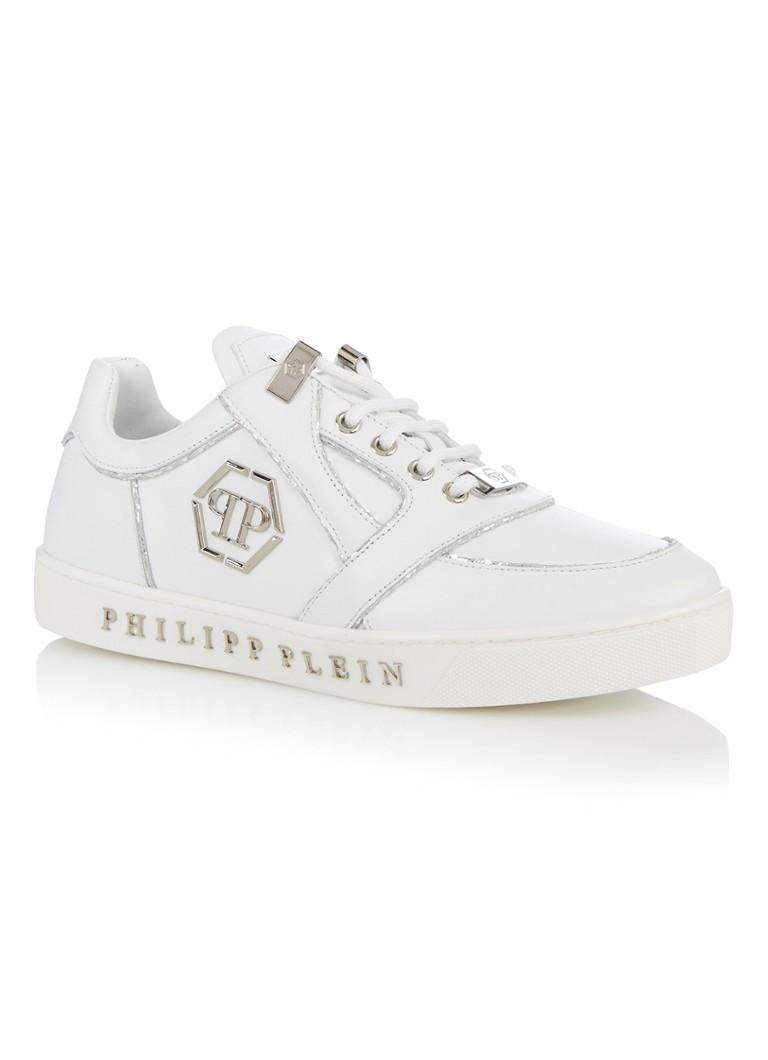 Philipp Plein Carry sneaker van leer
