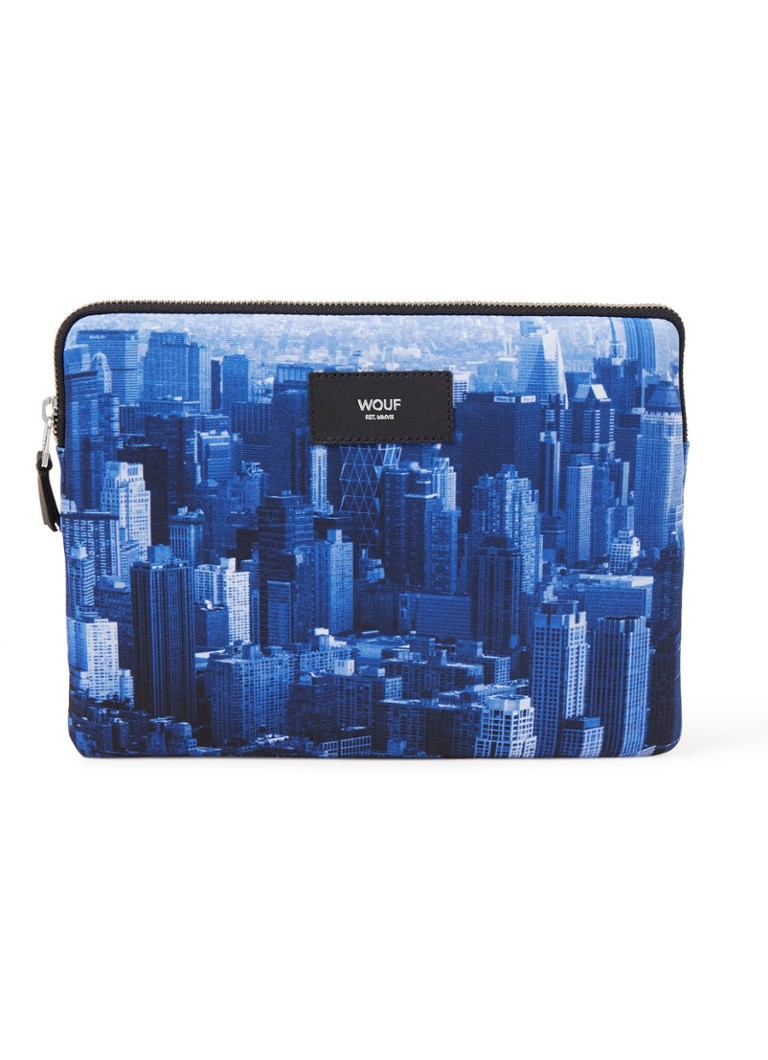 Wouf NYC tablethoes met dessin 10.5 inch