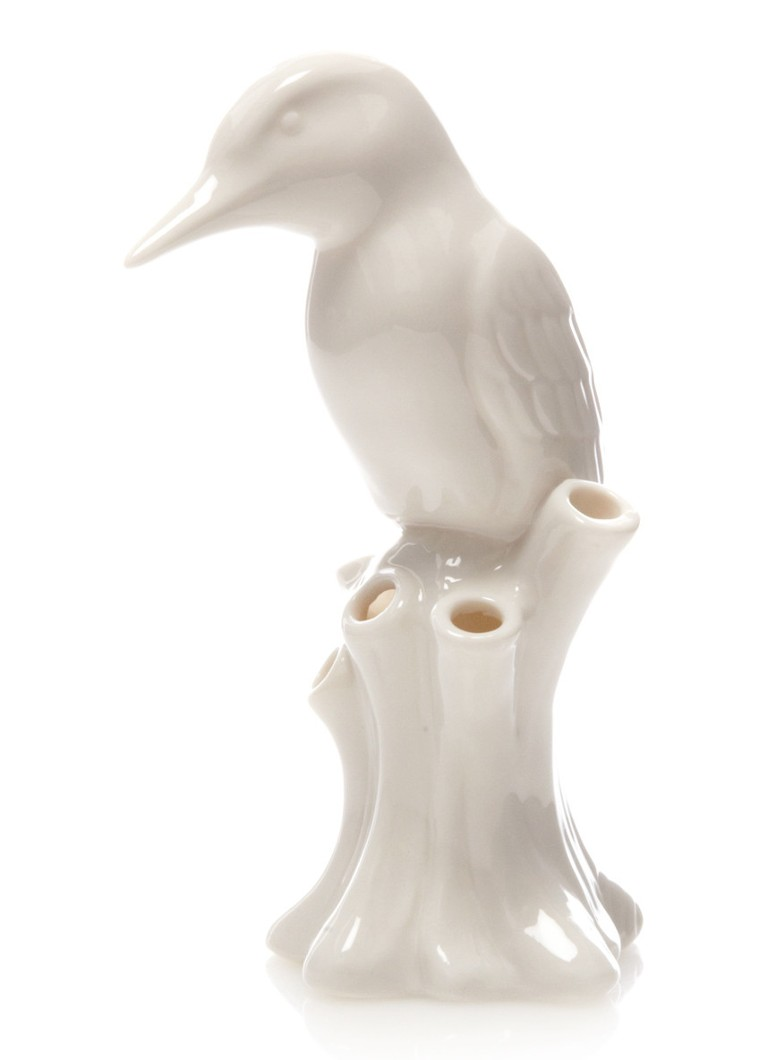 &Klevering Woodpecker vaas 17 cm