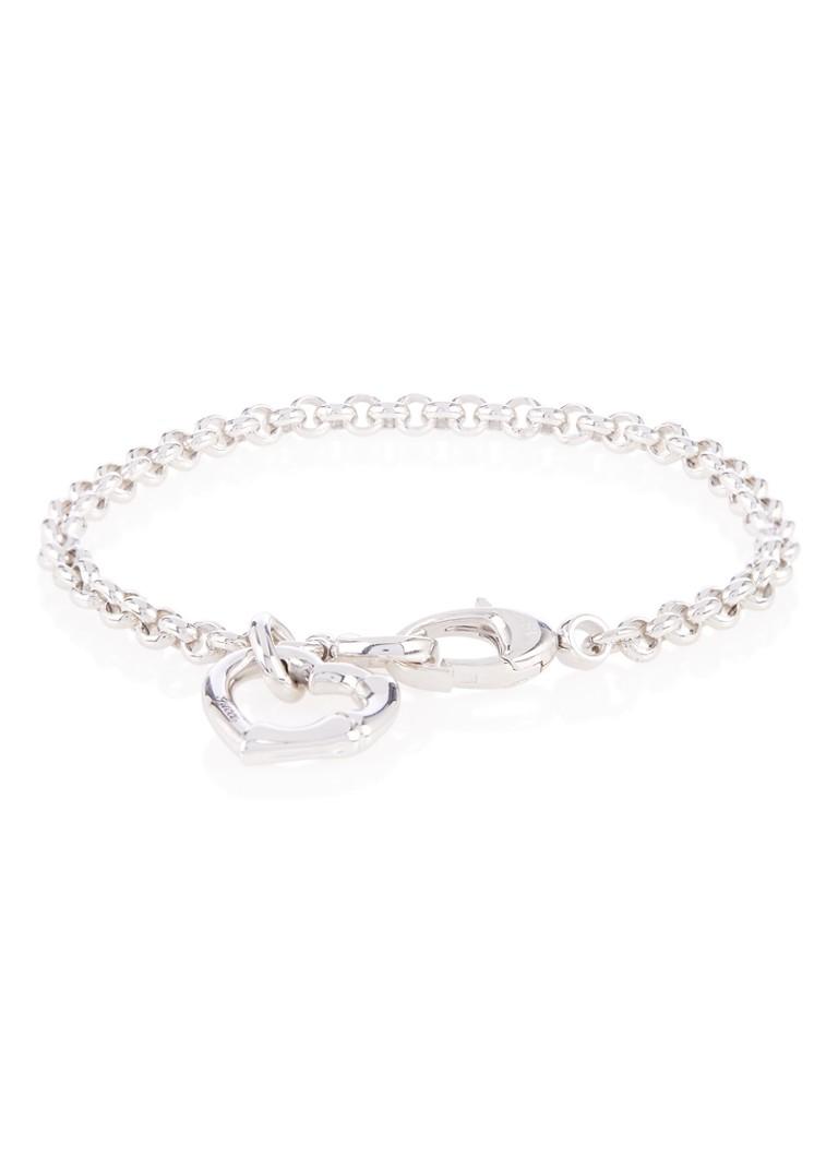 Gucci Bamboo armband van zilver YBA390138001