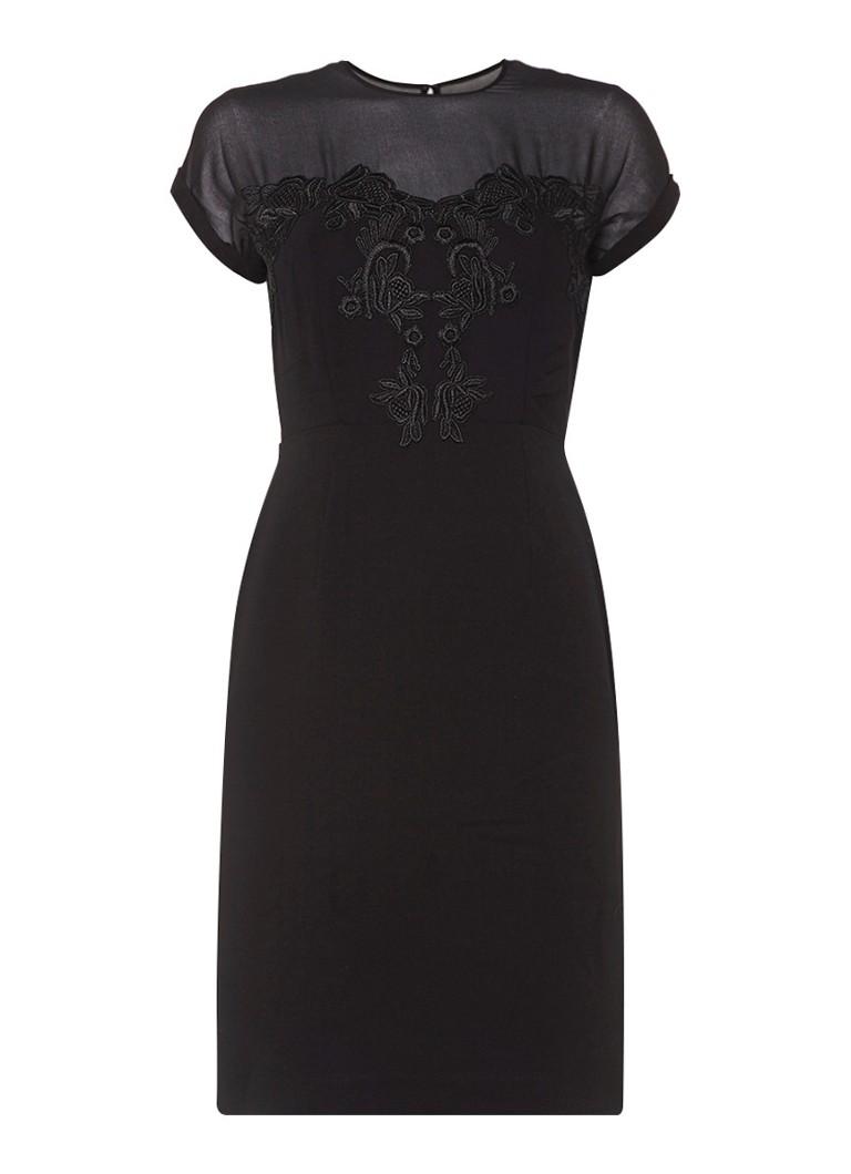 Reiss Dilone jurk met detail van