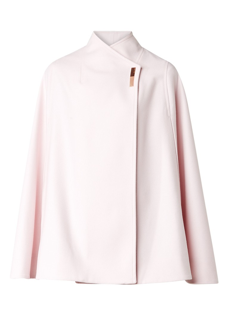 Ted Baker Ailaa cape in in luxe