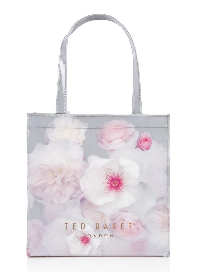 Ted Baker Cerycon shopper met bloemendessin