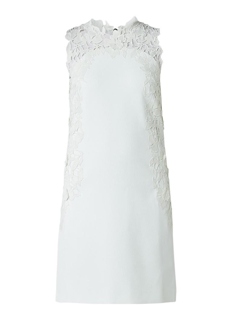 Ted Baker Andreti mouwloze jurk met kant lichtgroen