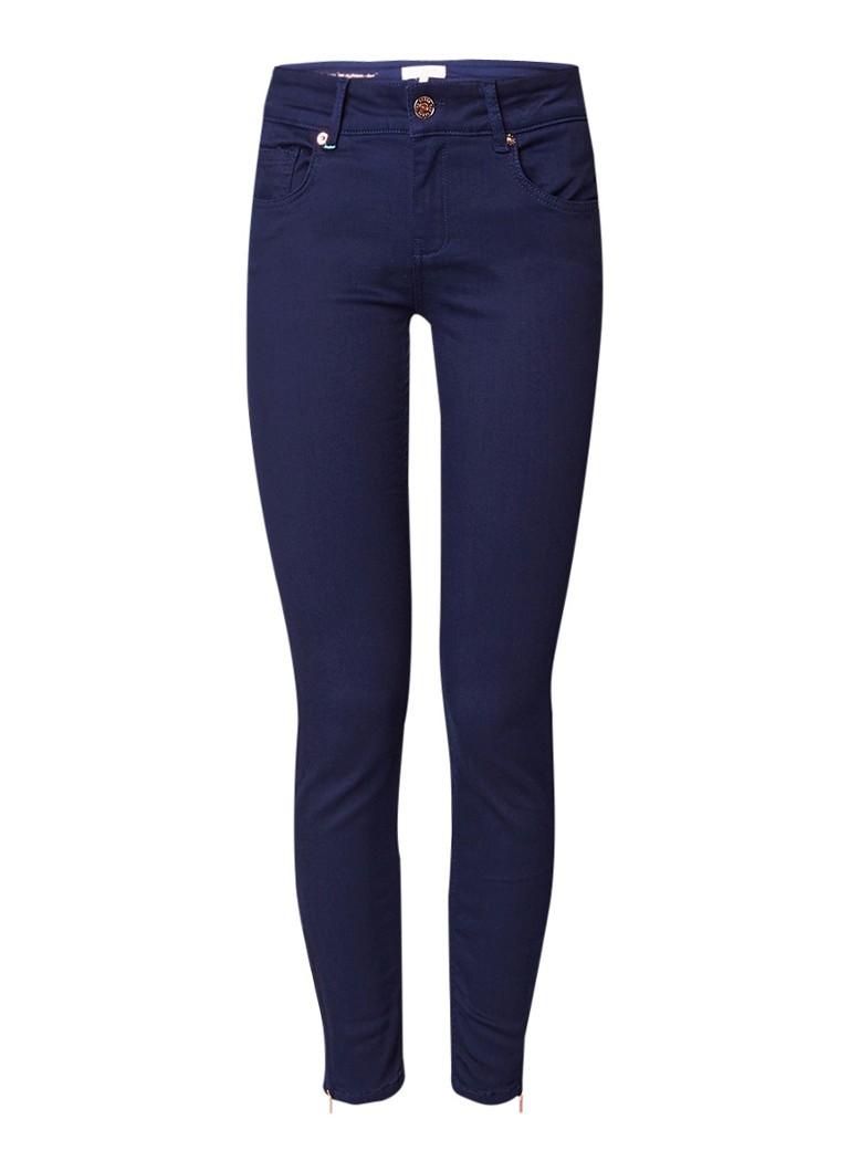 Ted Baker Daaria high rise super skinny jeans met donkere wassing