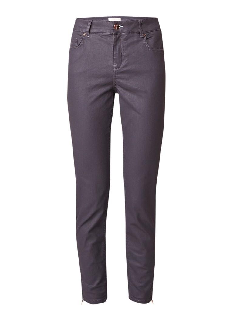 Ted Baker Aneella skinny fit jeans met coating