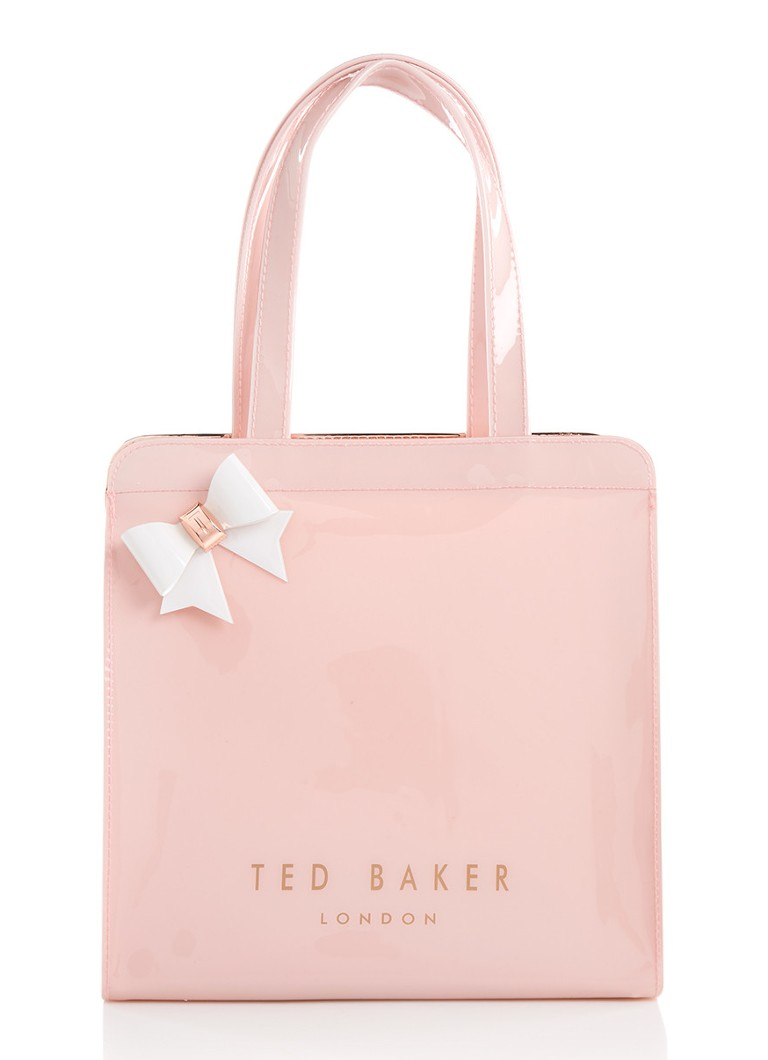 Image of Ted Baker Cleocon Small shopper met strik