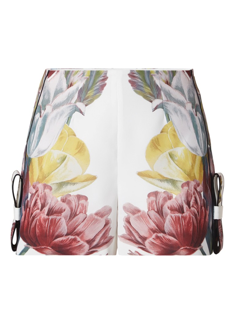Ted Baker Yazzii shorts met bloemenprint en strikdetails