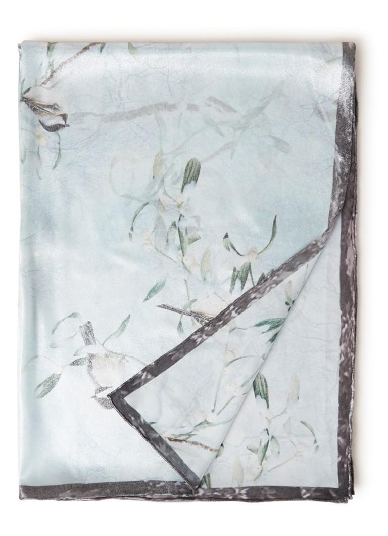 Ted Baker Moda sjaal van zijde 180 x 70 cm