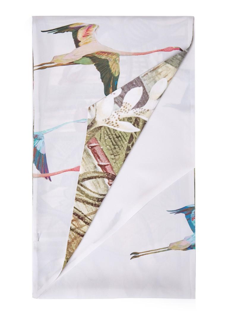Image of Ted Baker Laliia sjaal met dessin 180 x 25 cm