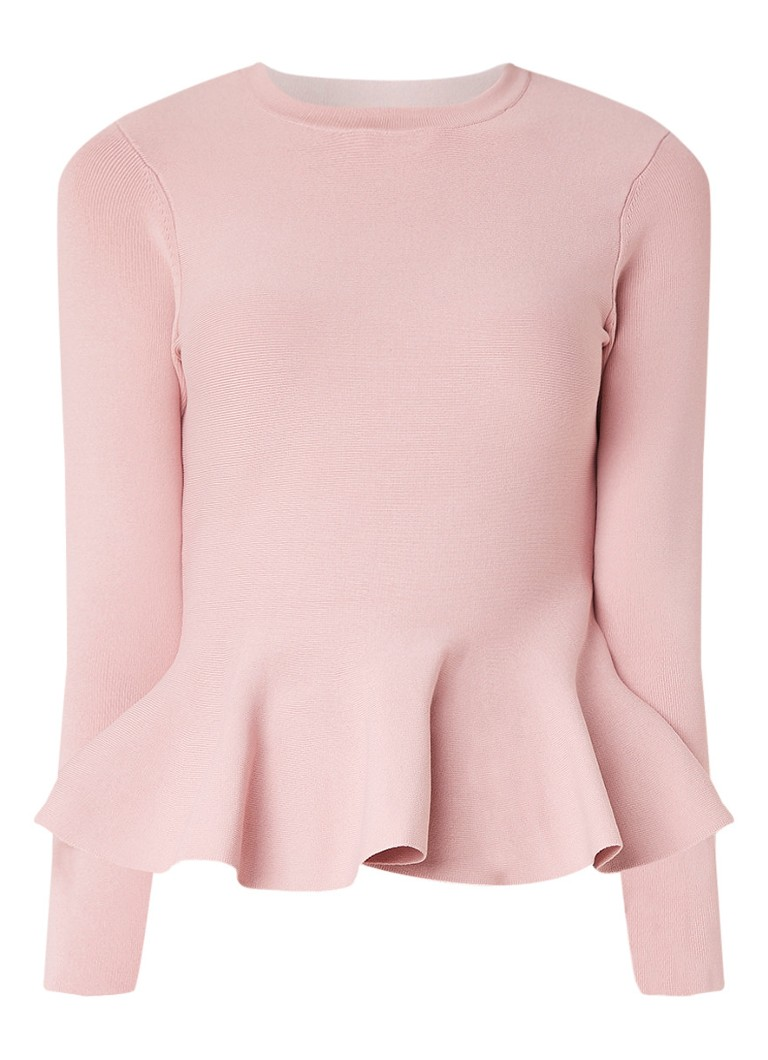 Image of Ted Baker Hinlina top met peplum