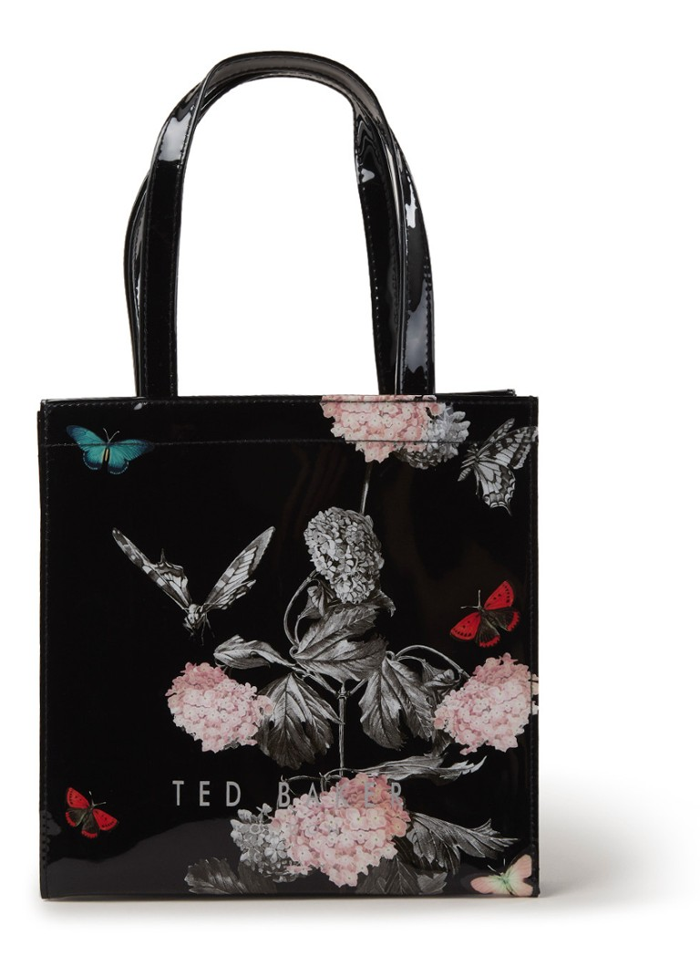 Image of Ted Baker Nevecon shopper met bloemendessin