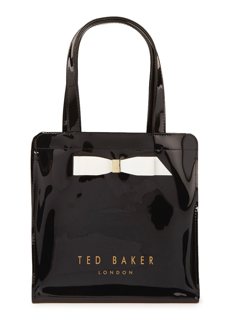 Image of Ted Baker Arycon shopper met strikdetail