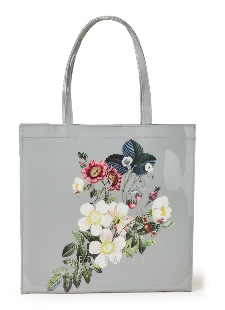 Image of Ted Baker Vivicon shopper met bloemendessin