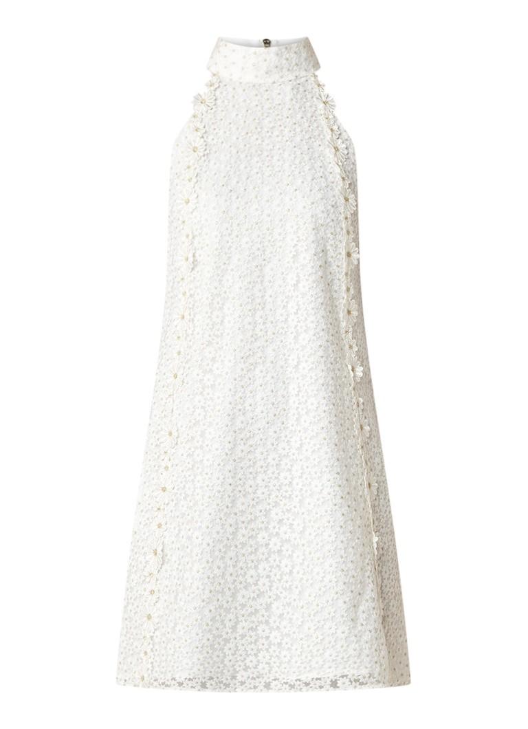 Ted Baker Daysil A-lijn jurk van kant wit