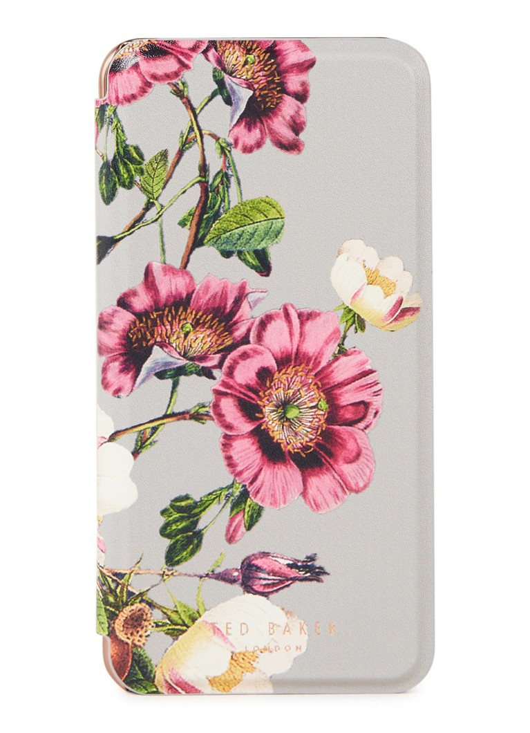 Ted Baker Camil telefoonhoes met bloemendessin voor iPhone 8 Plus en 7/6S/6