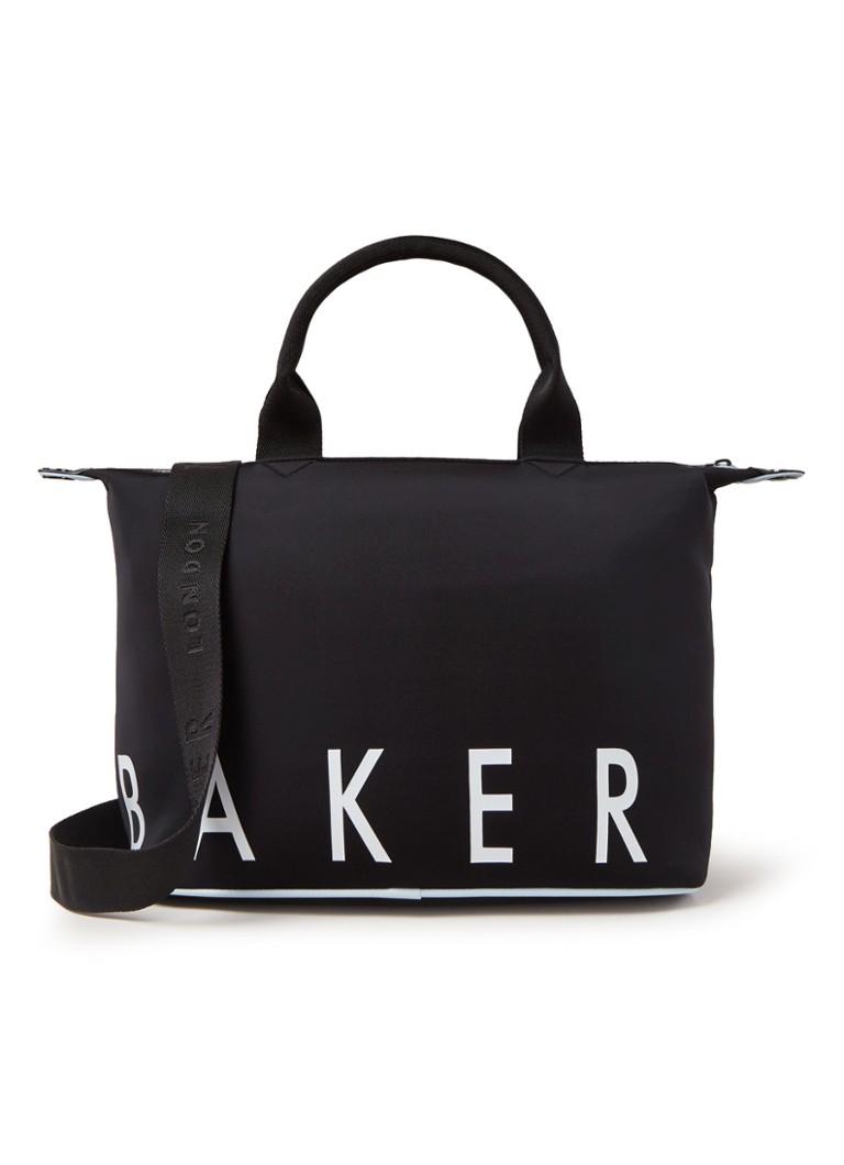 Ted Baker Linna shopper van neopreen met logo kopen