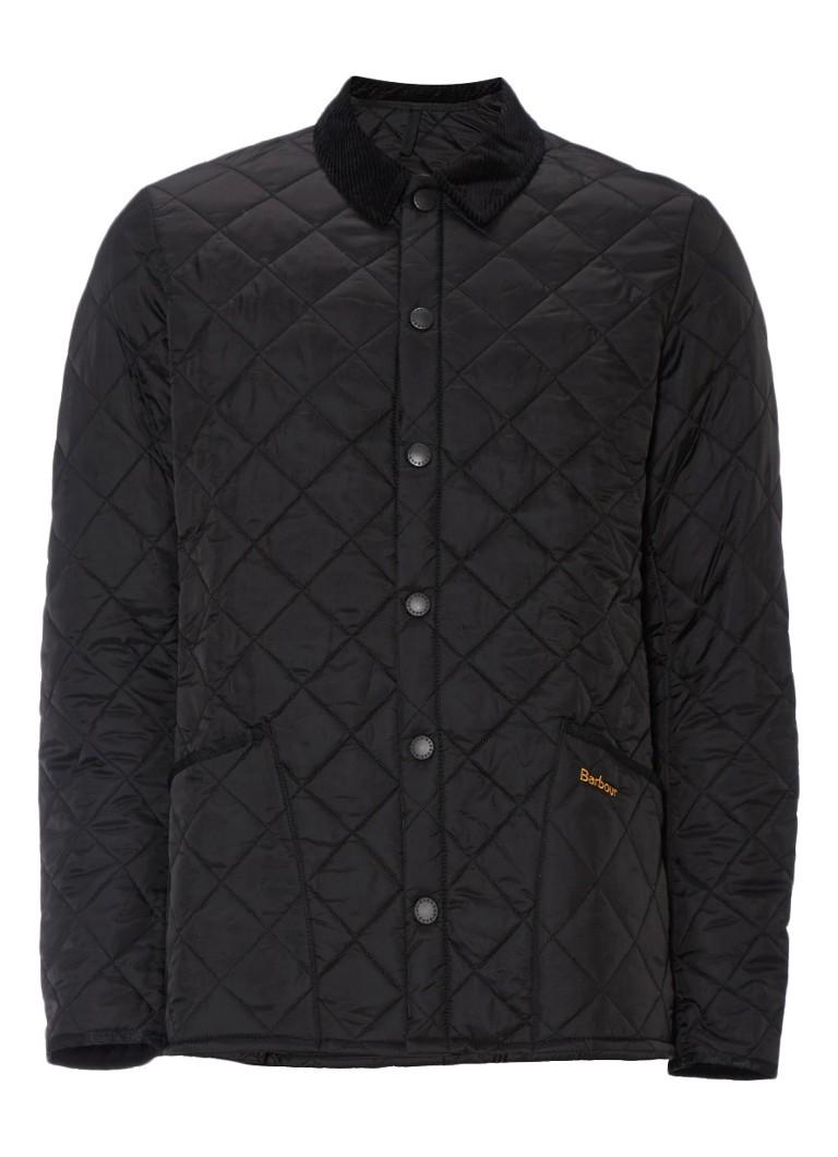 Barbour Liddesdale jacket in zwart