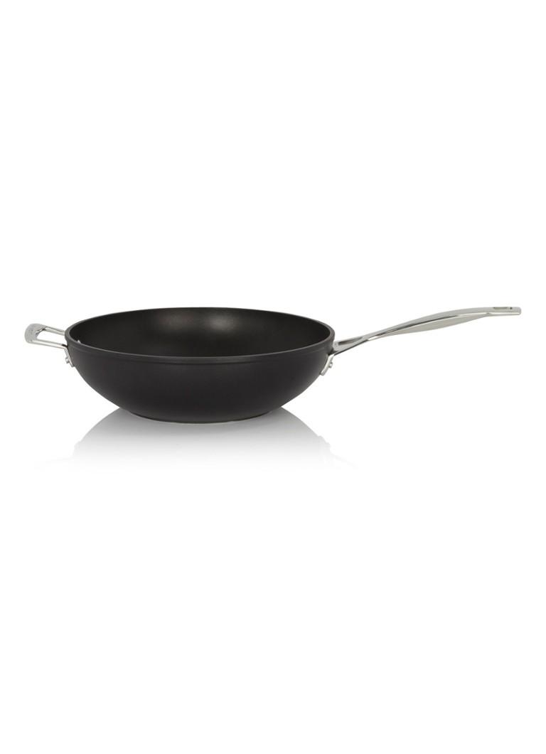Le Creuset Les Forgees wokpan 30 cm
