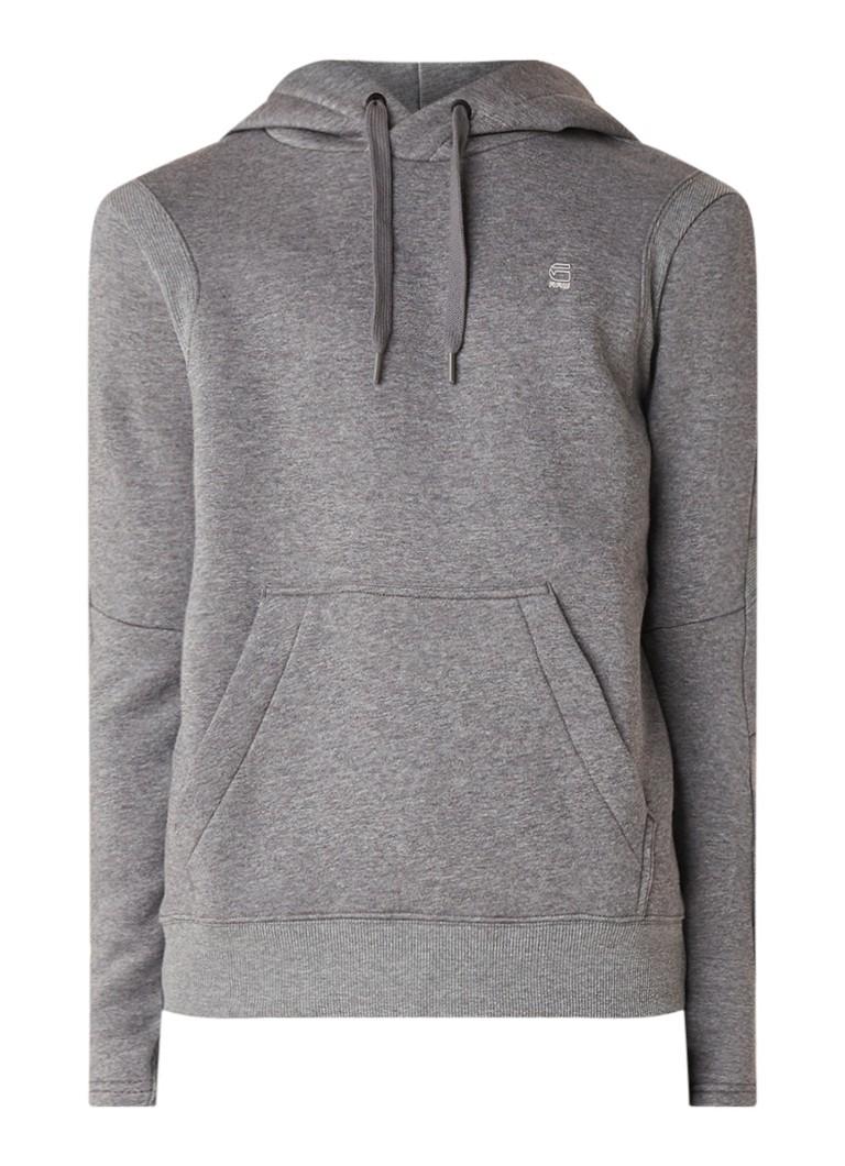 G-Star RAW Motac hoodie met steekzak