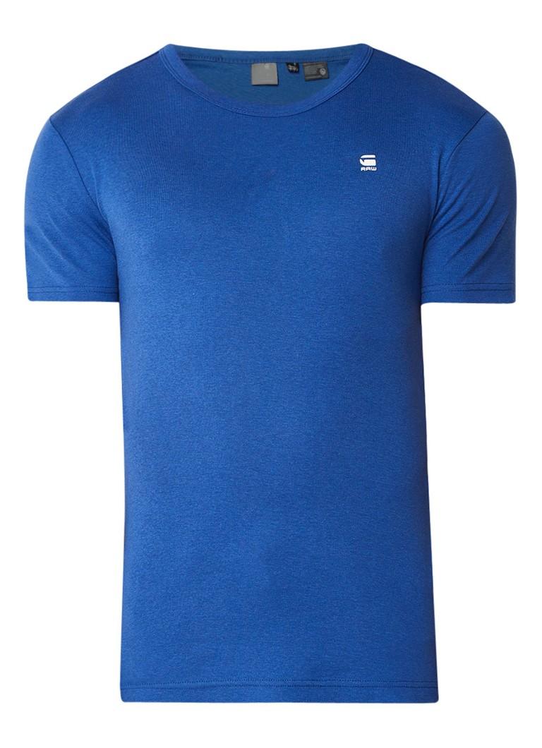 G-Star RAW Slim fit T-shirt van katoen