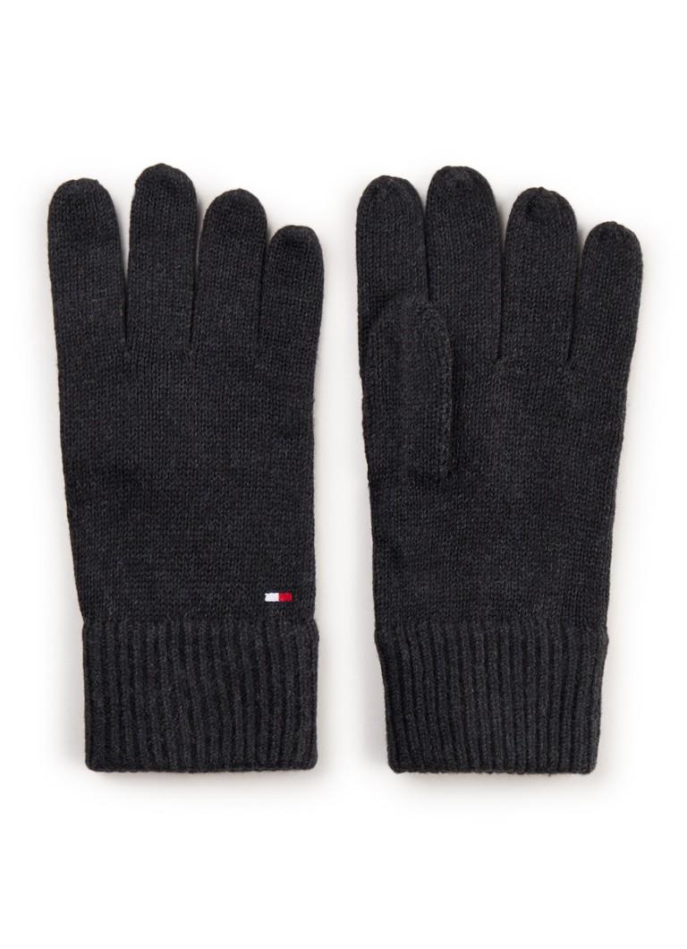 Tommy Hilfiger Handschoenen in kasjmierblend