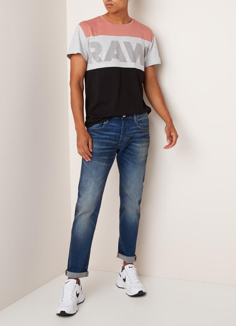 G-Star RAW 3301 slim fit jeans met strech