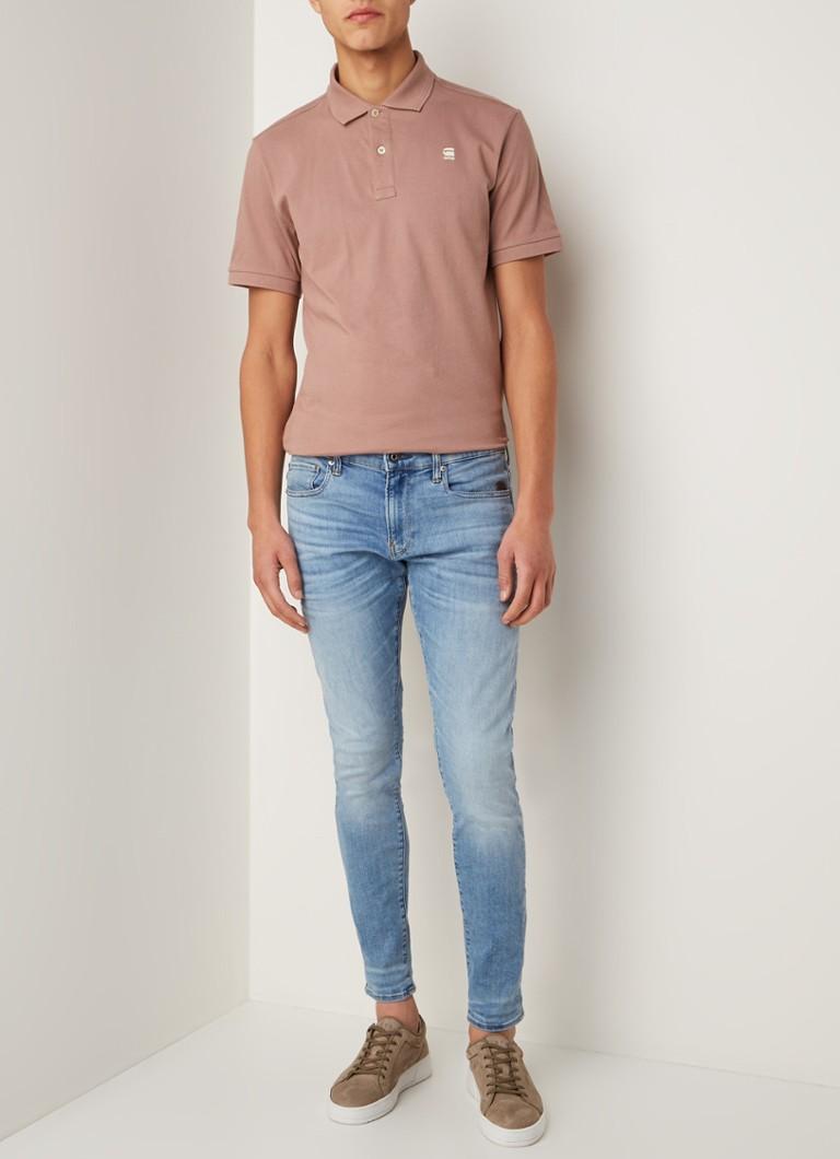 G-Star RAW Revend skinny jeans met lichte wassing