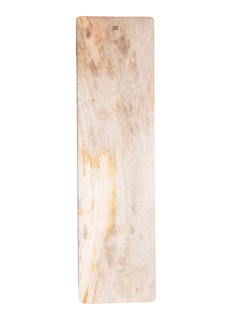 Urban Nature Culture Serveerplank van mangohout 605 cm