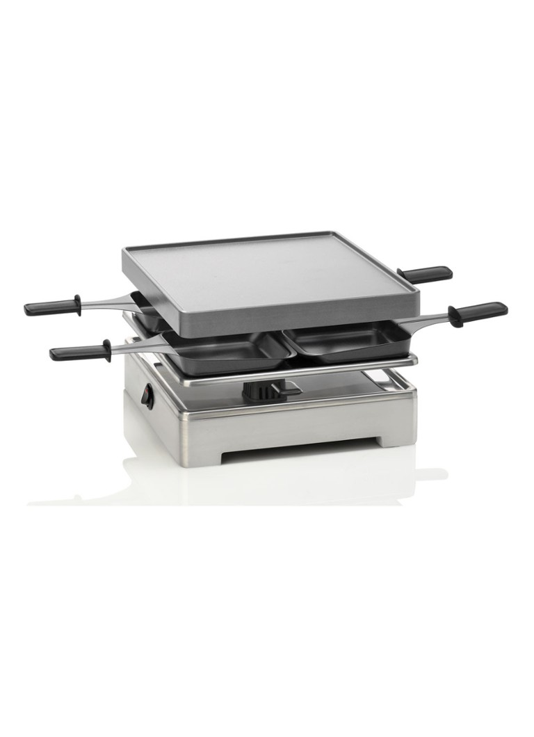 Espressions Raclette Grill Square set EP1310