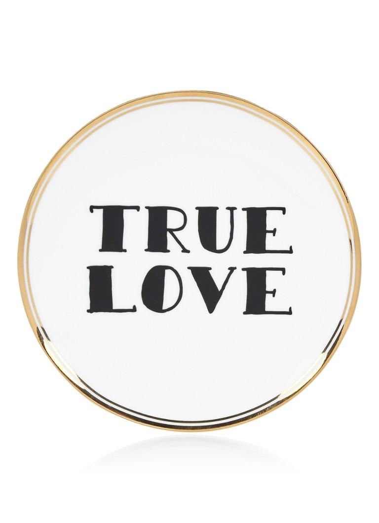 Bitossi Home True Love ontbijtbord 17 cm