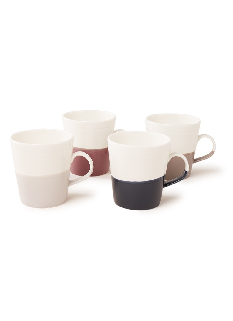 Image of Royal Doulton Coffee Studio mok 550 ml 4-delig