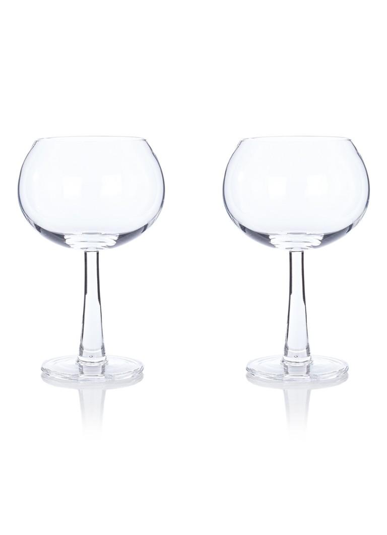 LSA International Gin Balloon wijnglas set van 2