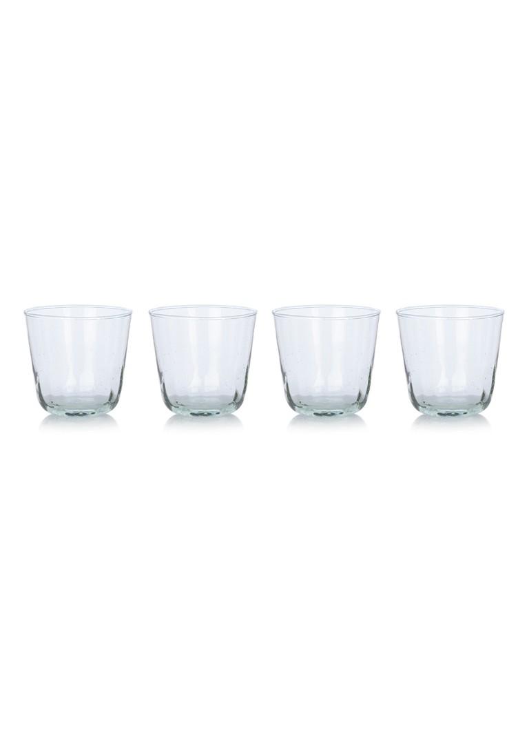 LSA International Mia drinkglas 25 cl set van 4