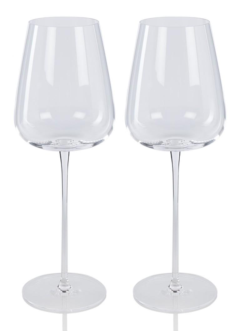 LSA International Wine Culture witte wijnglas set van 2