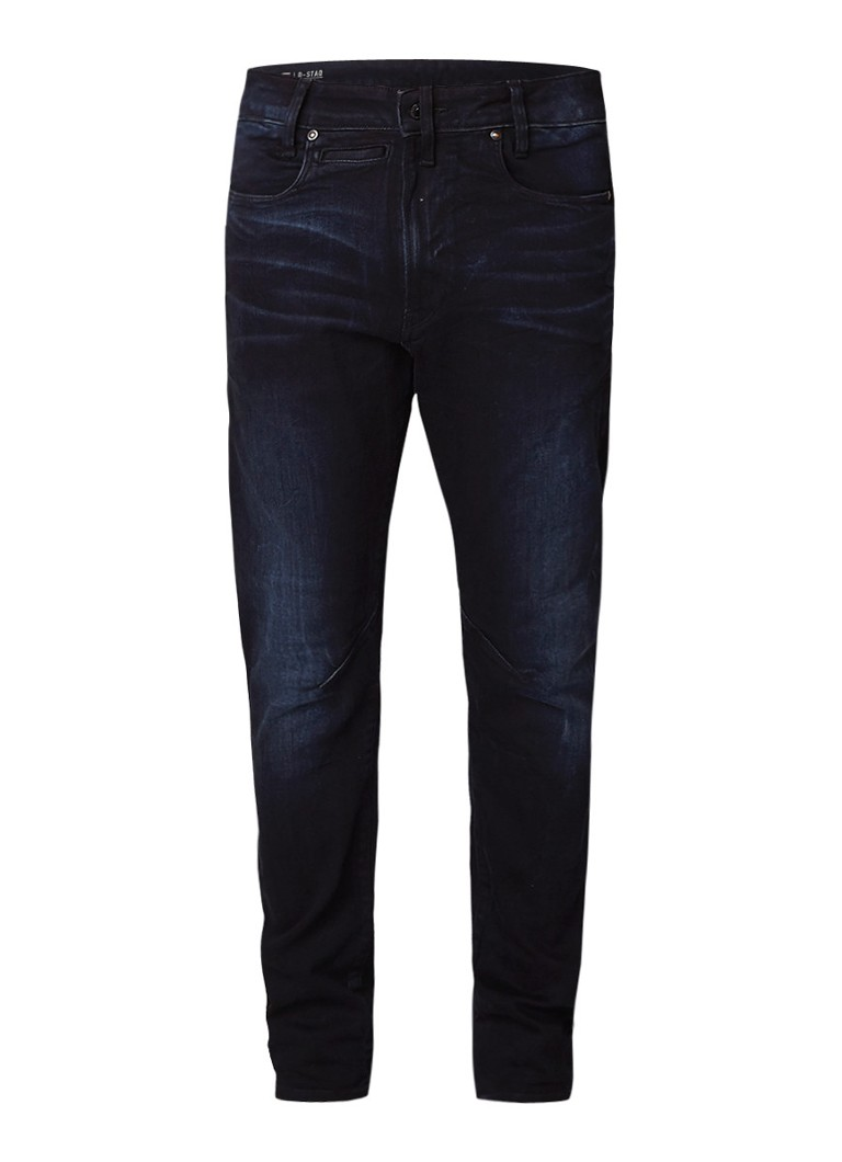 G-Star RAW D-Staq high rise slim fit jeans met stretch