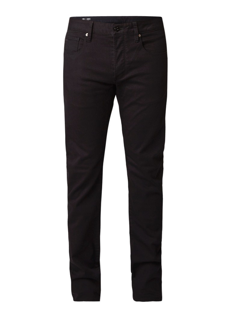 G-Star RAW 3301 mid rise slim fit jeans met stretch