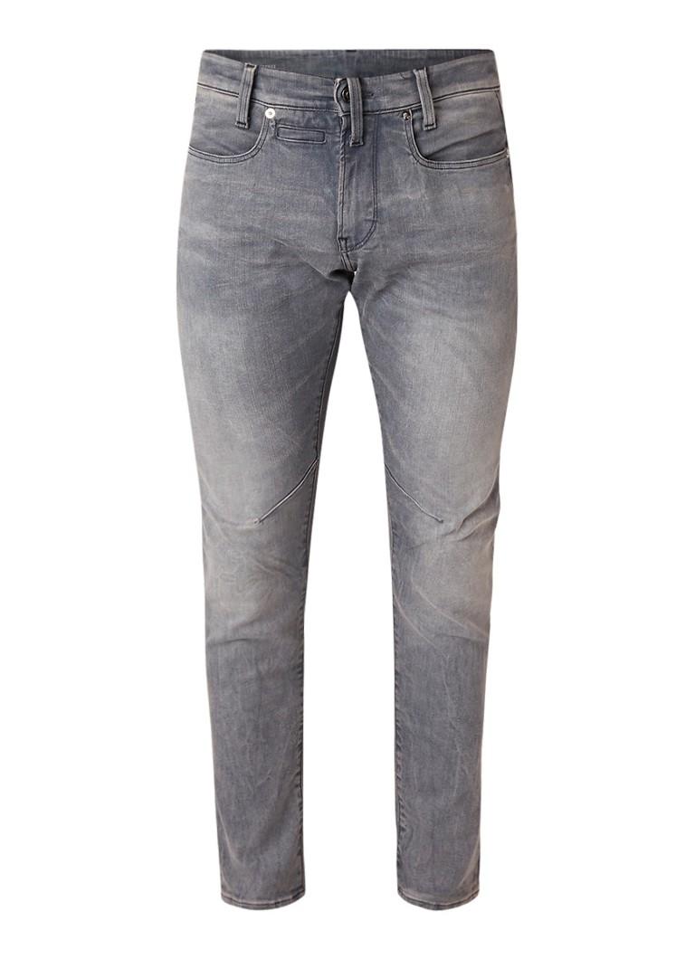 G-Star RAW D-STAQ skinny fit jeans met stretch