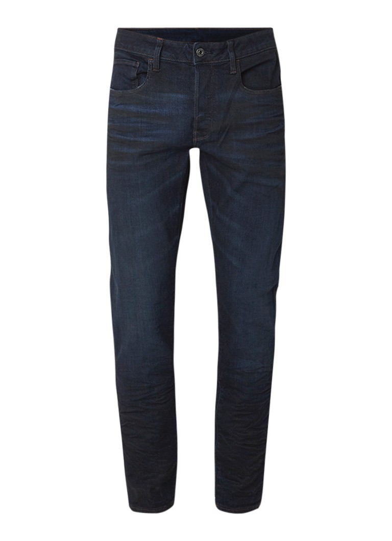 G-Star RAW 3301 Deconstructed mid rise slim fit jeans