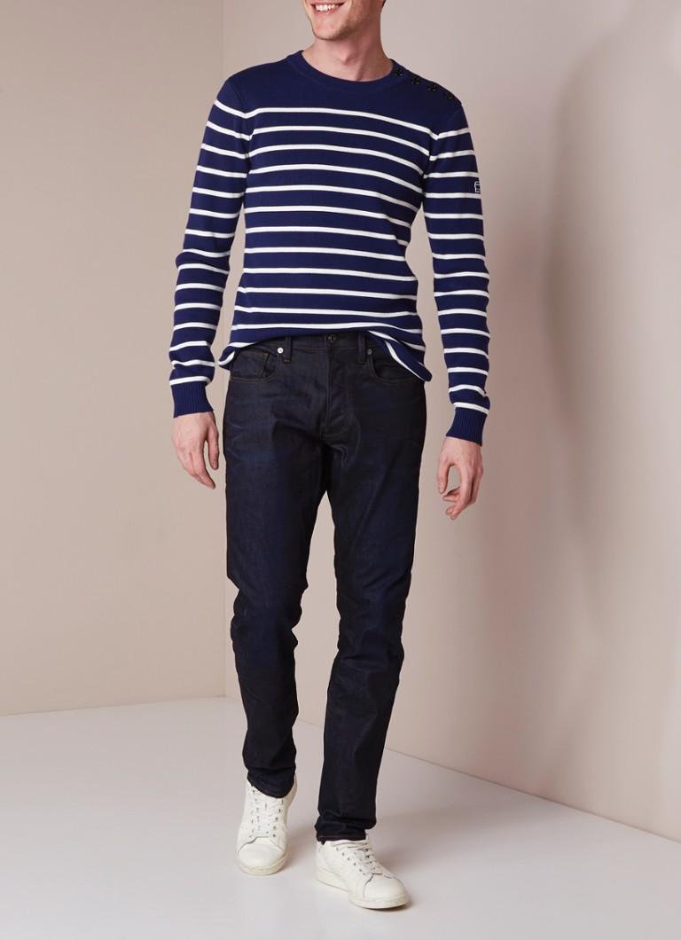 G-Star RAW 3301 High rise slim fit jeans met stretch