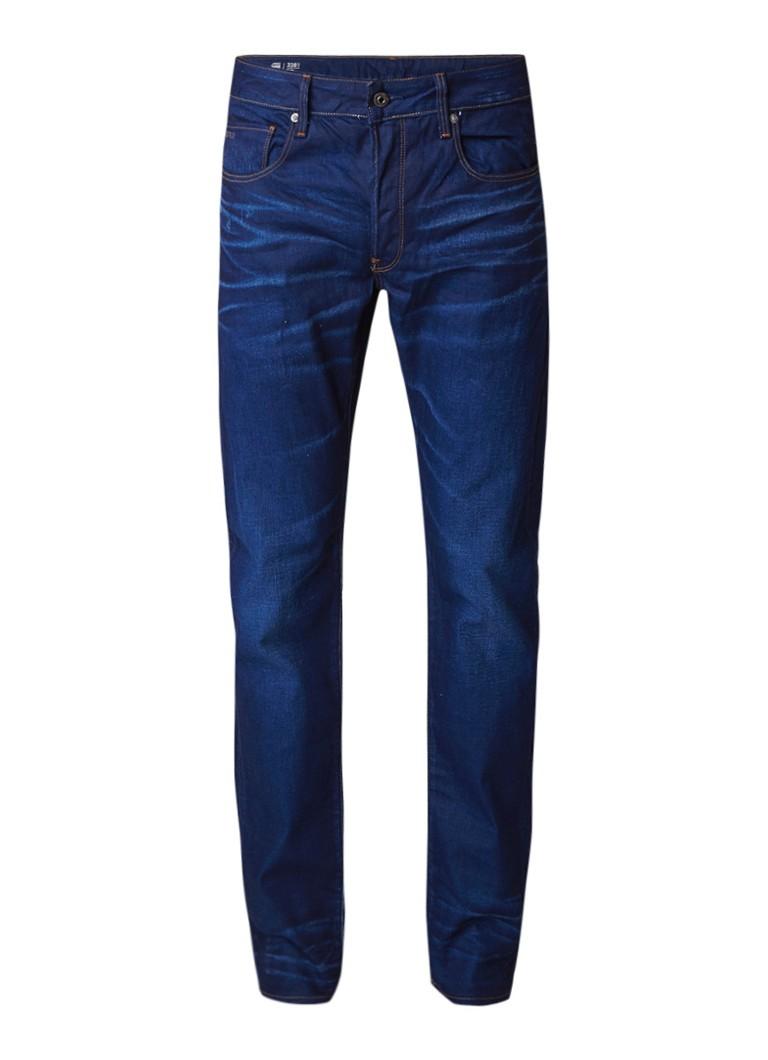 G-Star RAW 3301 Mid rise slim fit jeans met stretch