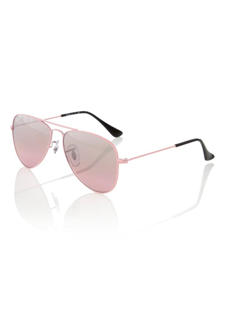 Ray-Ban Junior Meisjes Aviator zonnebril 0RJ9506S