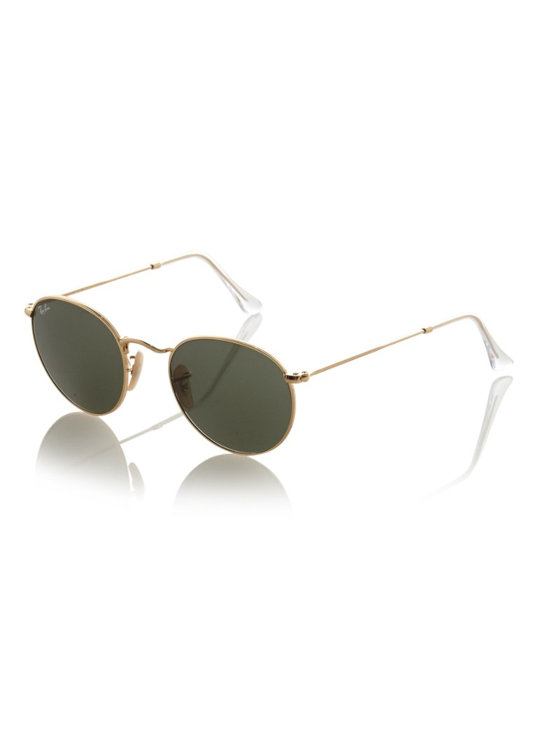 Ray-Ban Zonnebril Round Metal ORB3447