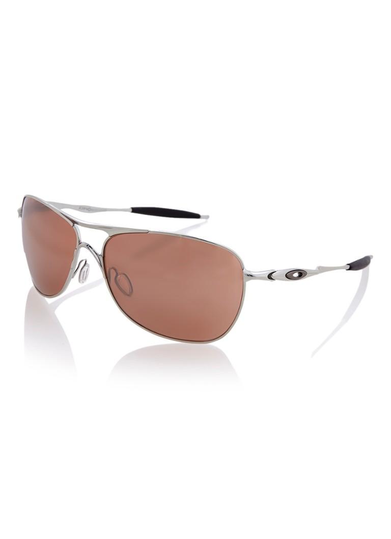 Oakley CROSSHAIR Sportbrillen Zilver