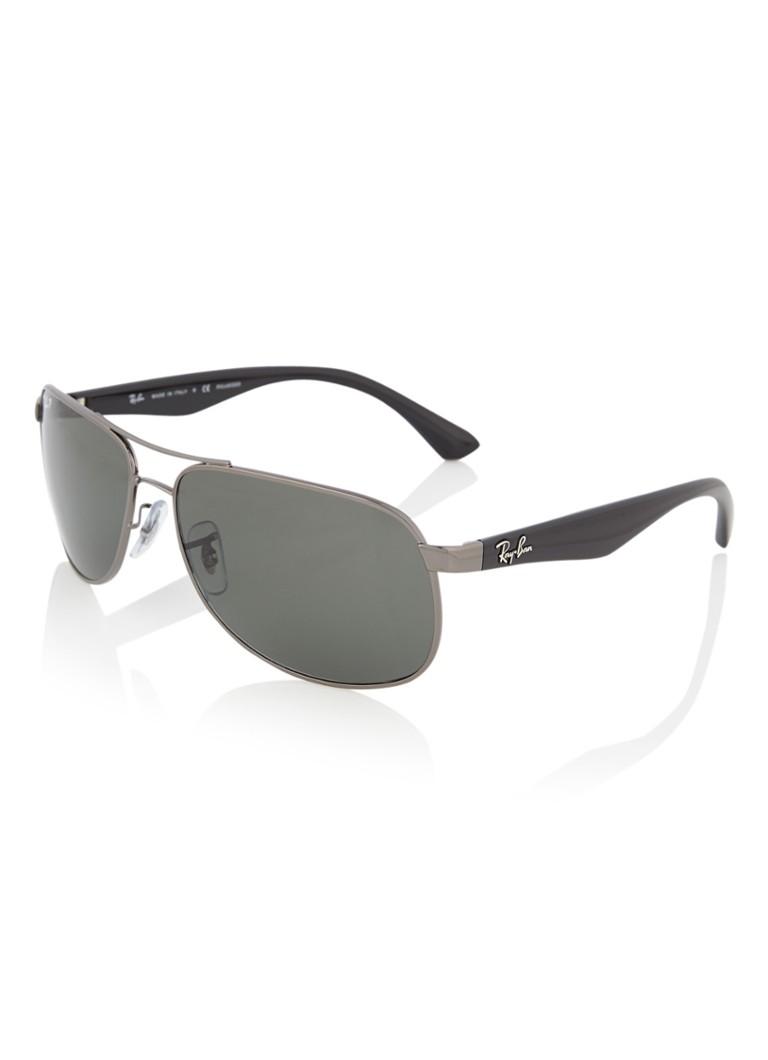 Ray-Ban Aviator zonnebril met gepolariseerde glazen RB3502