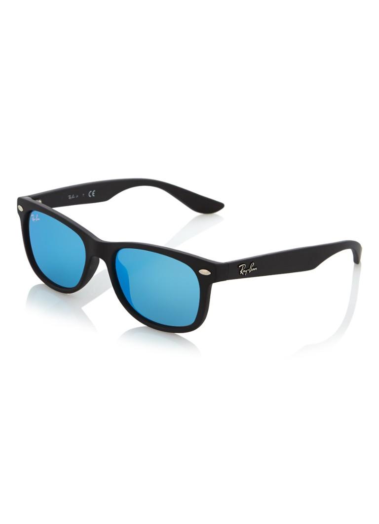 Ray-Ban Junior Junior Unisex zonnebril *0RJ9052S zwart